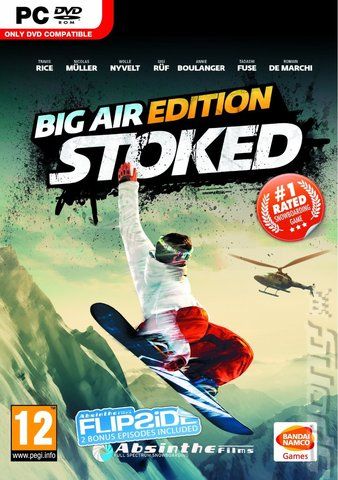 Stoked Big Air Edition ( 1 DVD )