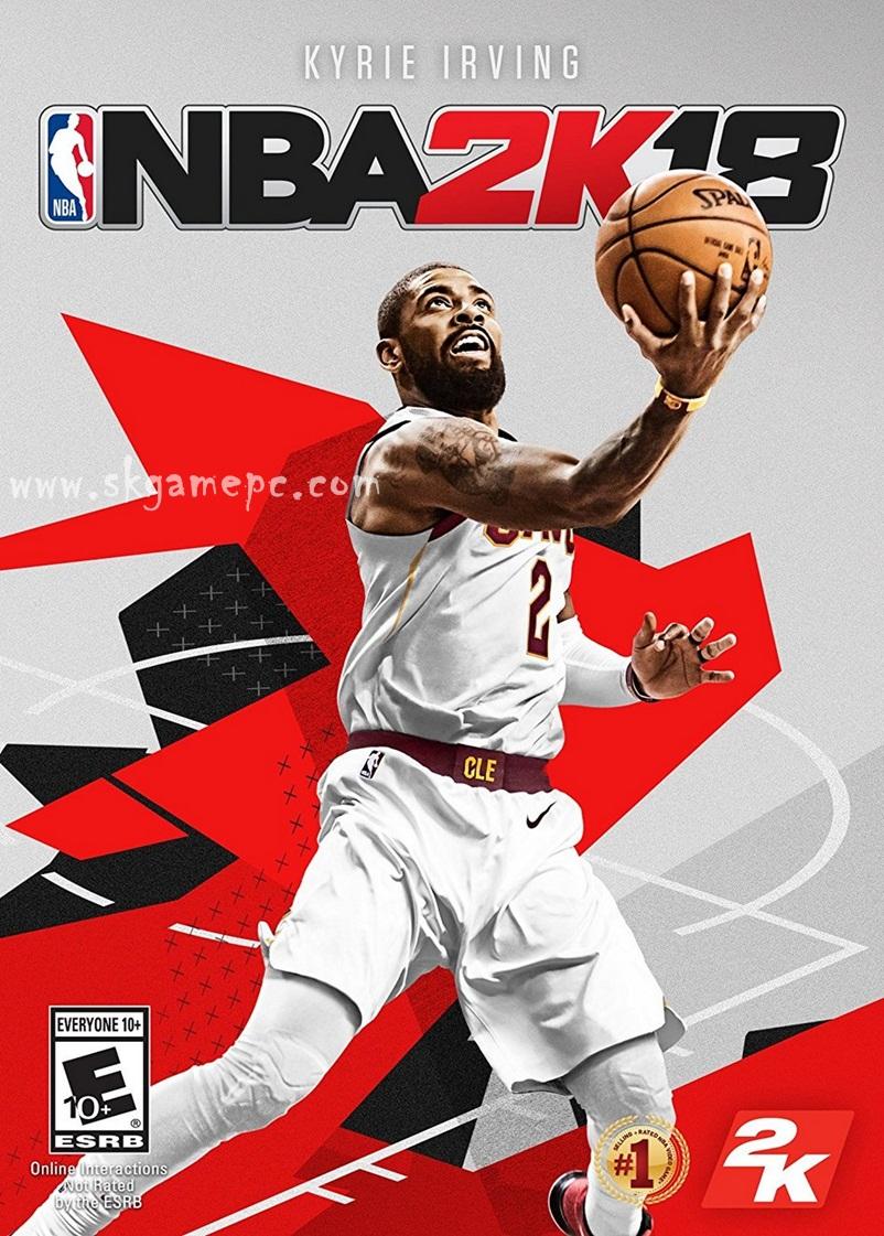 NBA 2K18 ( 14 DVD )