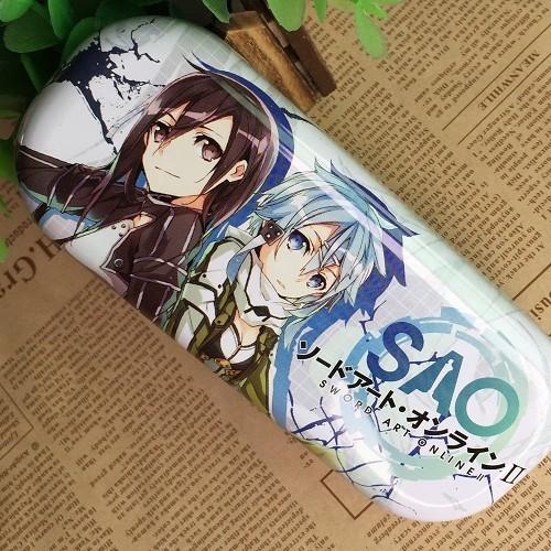 กล่องแว่นตา/กล่องดินสอ Sword art online(SAO)