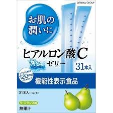ใหม่!!!!Asahi Hyaluronic Acid C Jelly La France เจลลี่แก้หน้าเหี่ยวหน้าแก่ก่อนวัยรสพีชจากญี่ปุ่น ช่วยทำให้ผิวอิ่มน้ำ ลด ชะลอ ยับยั้ง ช่วยเหลือ เกื้อกูลผิว ช่วยดูแลปกป้องผิวให้พ้นจากความแก่ ชรา และความเหี่ยว