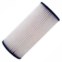 ไส้กรองน้ำ PP จีบ Big Blue 10 นิ้ว x 4.5 นิ้ว 50 Micron Treatton (Sediment)