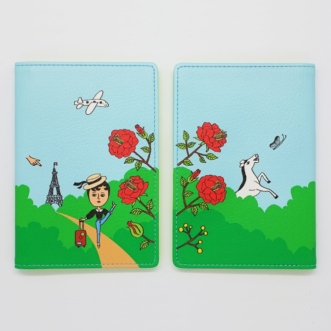 AURORE TRIP PASSPORT CASE V2