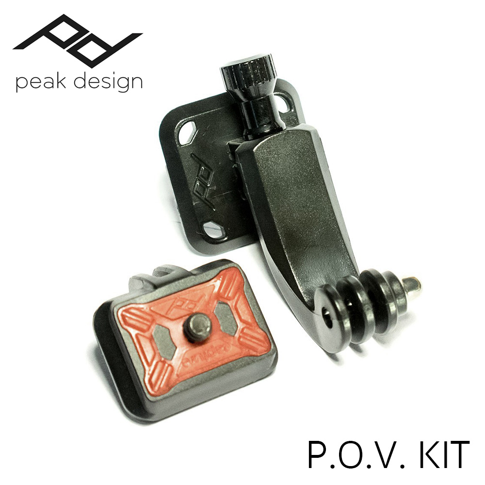 Peak Design P.O.V. KIT for GoPro
