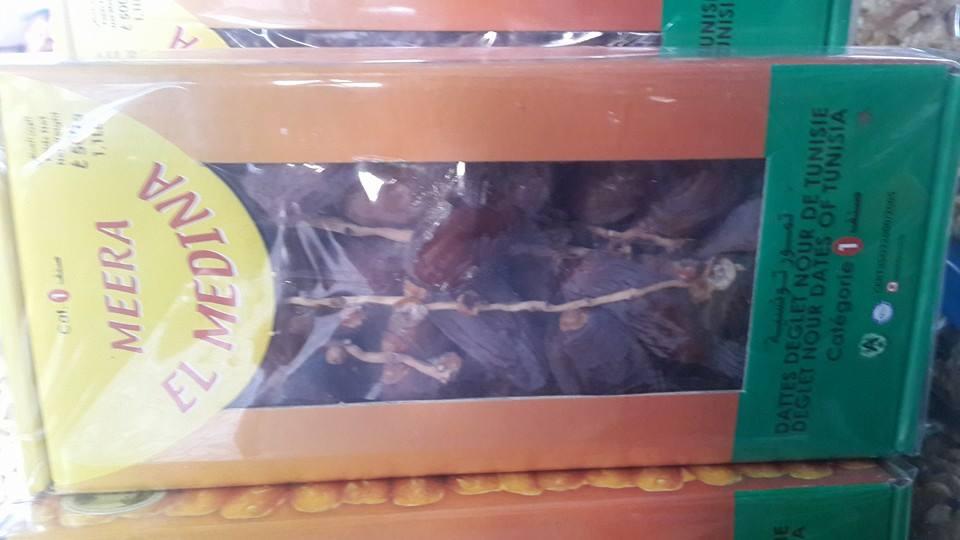 อินทผาลัม MEERA EL MEDINA จำนวน 24 กล่อง 2 ลัง หมดไม่รับสั่งครับผม