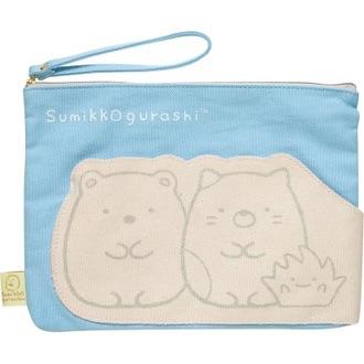 กระเป๋า Sumikko Gurashi สีฟ้า