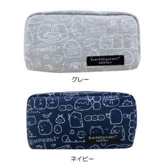 กระเป๋าดินสอ Sumikko Gurashi สีเทา